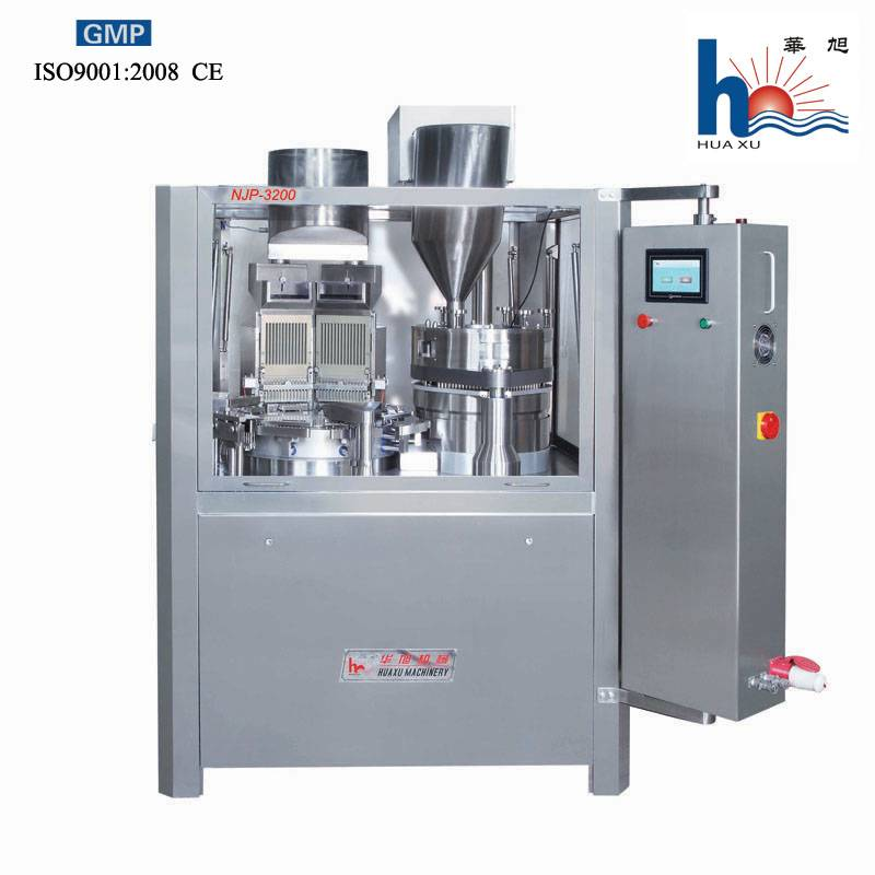 Full Automatic Capsule Filling Machine(NJP-3200)