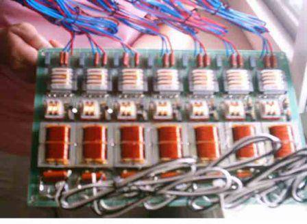 PCBA for electronic ballasts