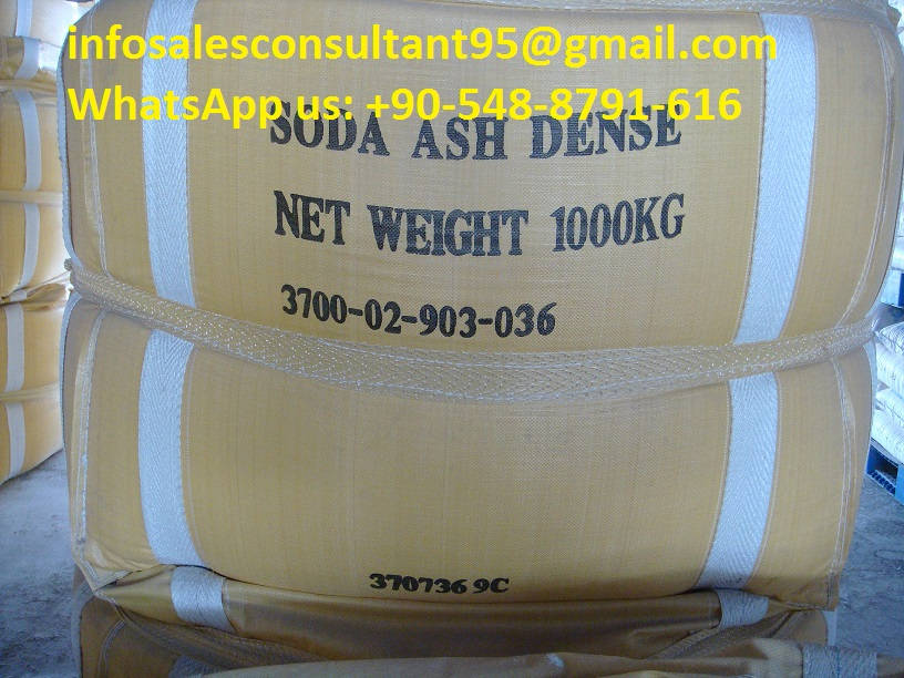 99.2% High Quality Soda Ash
