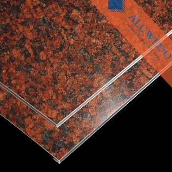 Aluwedo®  aluminum composite panels for machinery Industry