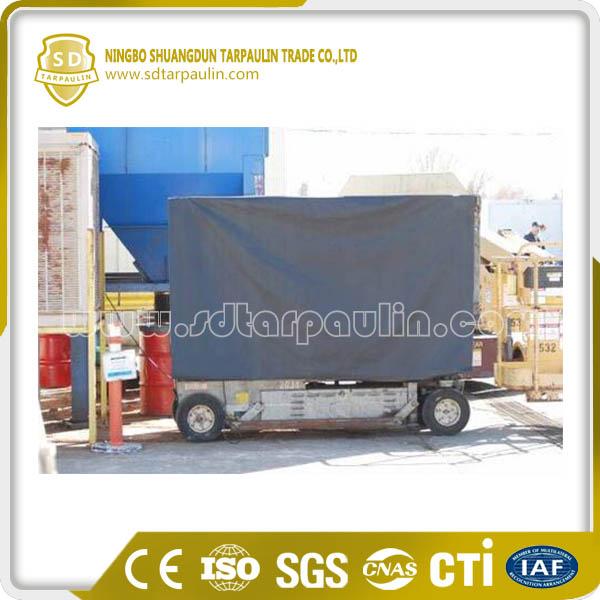 Equipment Cover Poly Tarp Waterproof Tarp
