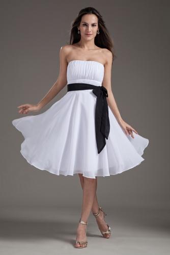 Short Wedding Dresses-2020