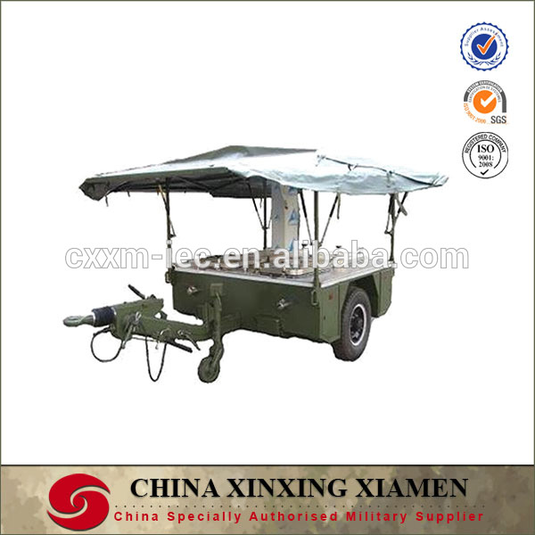 High Quality XC-250 Field Military Mobile Kitchen food Trailer