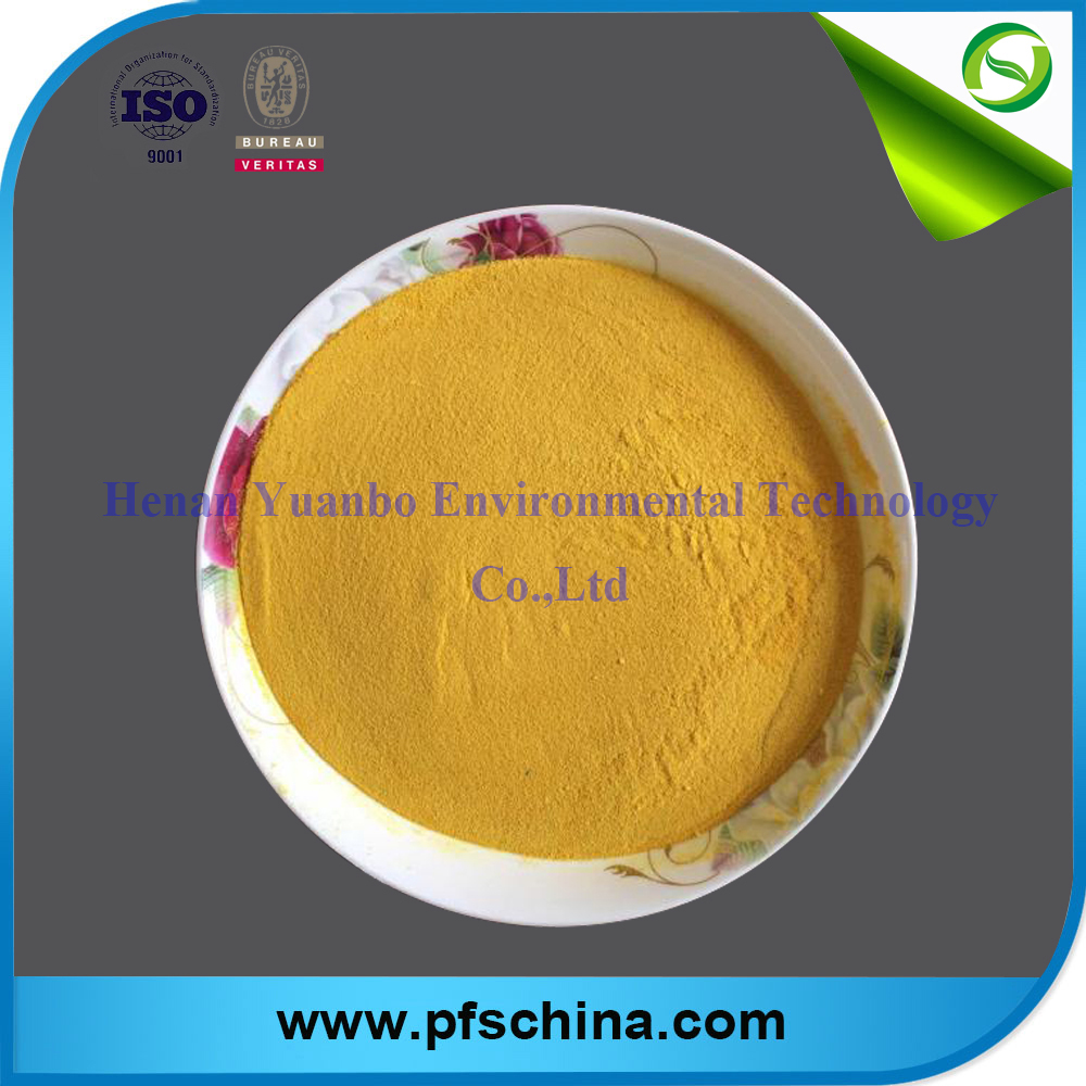 21% poly ferric sulfate(PFS)