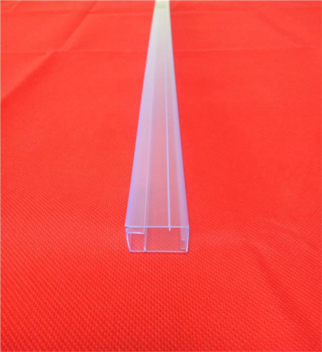 Antistatic PVC plastic packaging tube for DIP SOP PLCC
