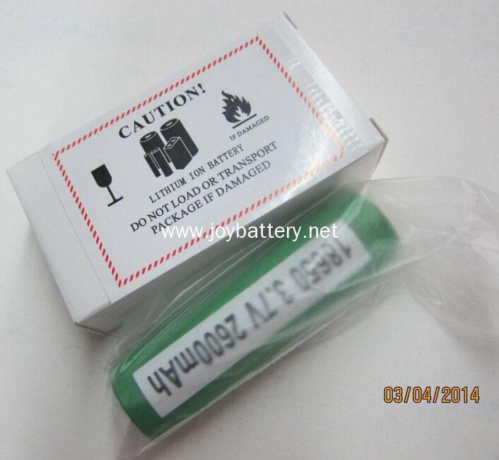 Sony US18650V3 US18650VT3 US18650VT4 US18650VT5 battey