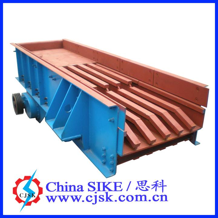 ZSW Prescreening Stone Vibrating Feeder
