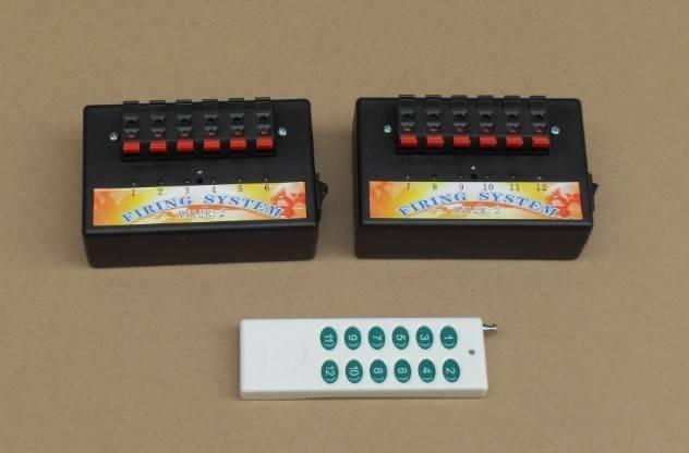 Consumer fireworks firing system AN06R-2
