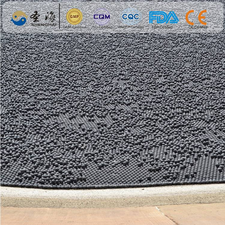 China factory supply 100mm plastic ball for Ammonia reduction