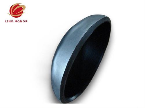 large carbon steel dished head ASME