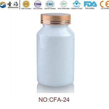200ml Hot Sale Best Quantity Plastic Bottle for Capsules