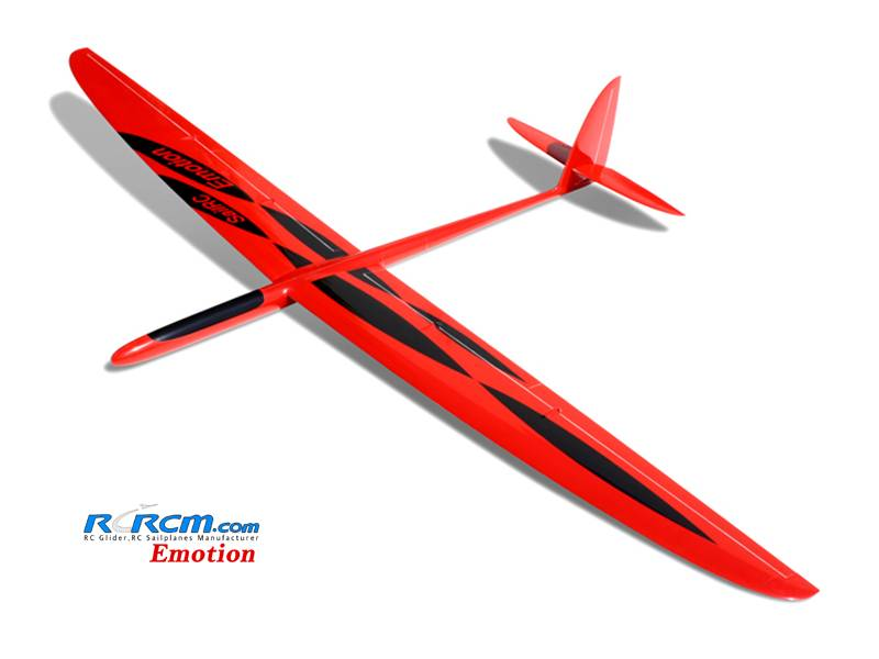 Emotion-slope full composite glider for sale
