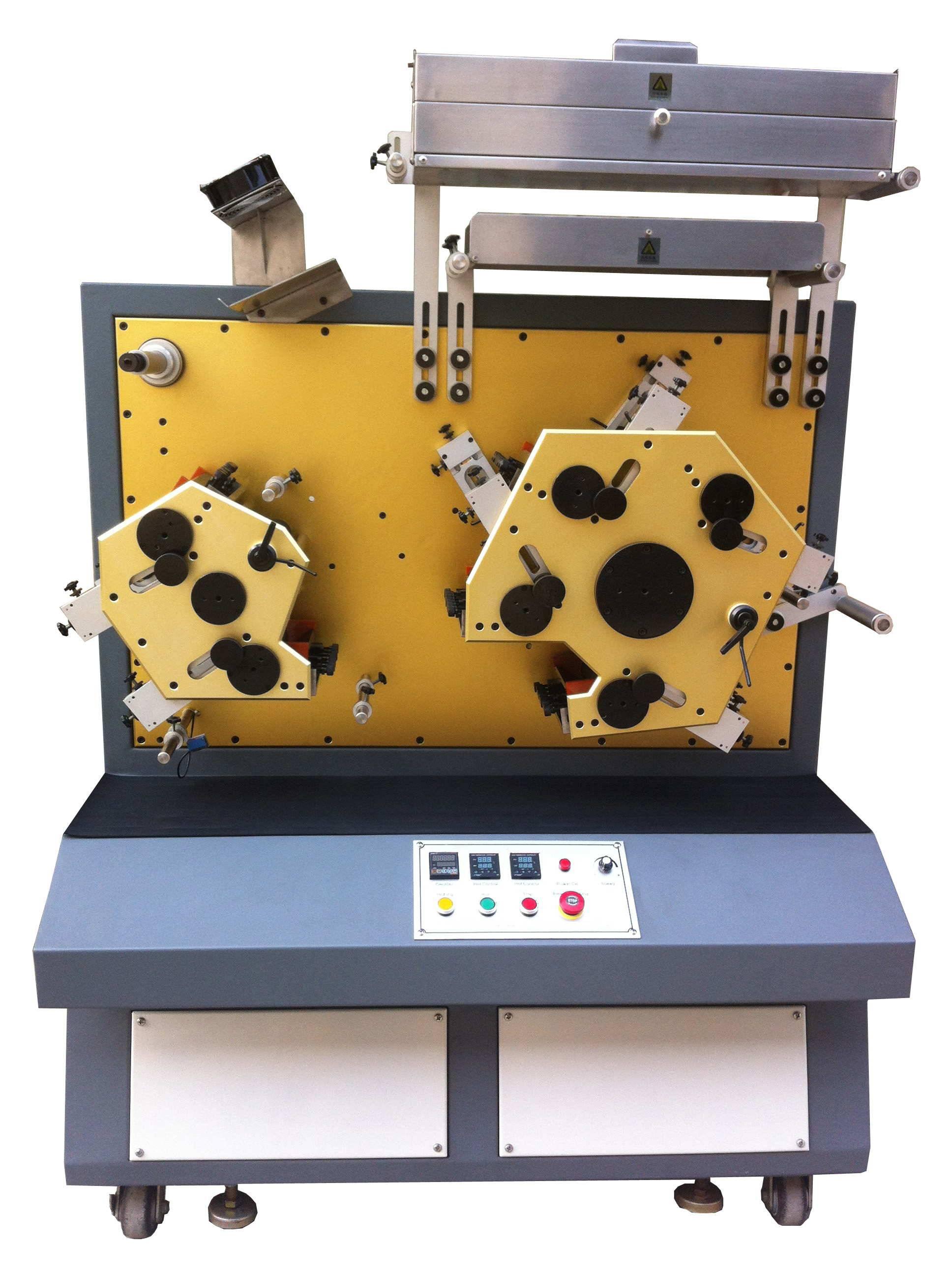 Flexographic High-Speed Label Printing Machine (HY4002B)