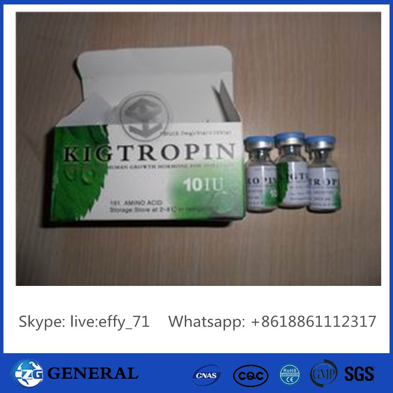 kigtropin hgh human growth hormone hgh gh