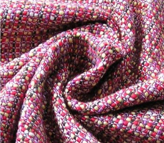 Polyester / acrylic Fabric