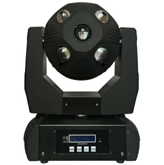 10x20W DMX512 LED Magic Ball Moving Head Beam light for Night Club, DJ Mobile, Parties 10%off Free S