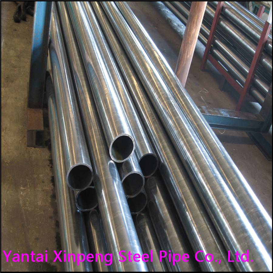 GBK EN10305 Cold Rolled Carbon Steel Tube