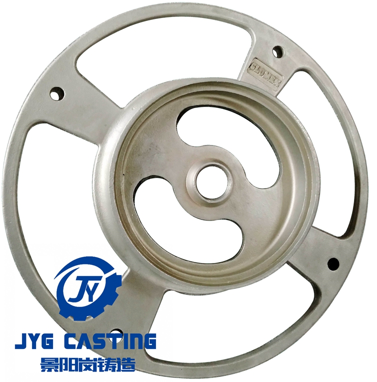 JYG Casting Customizes High Quality Investment Casting Machinery Parts