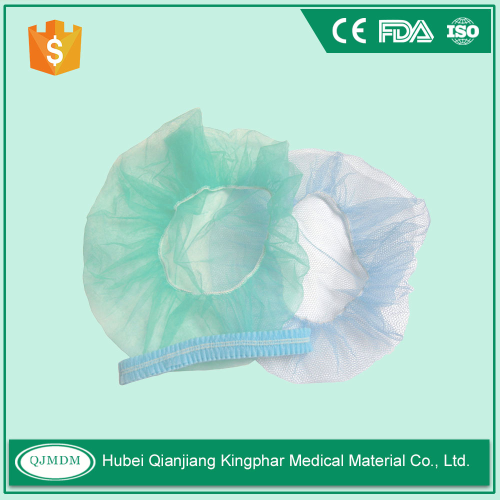 10g 12g 25g Disposable Bouffant Hairnet Cap