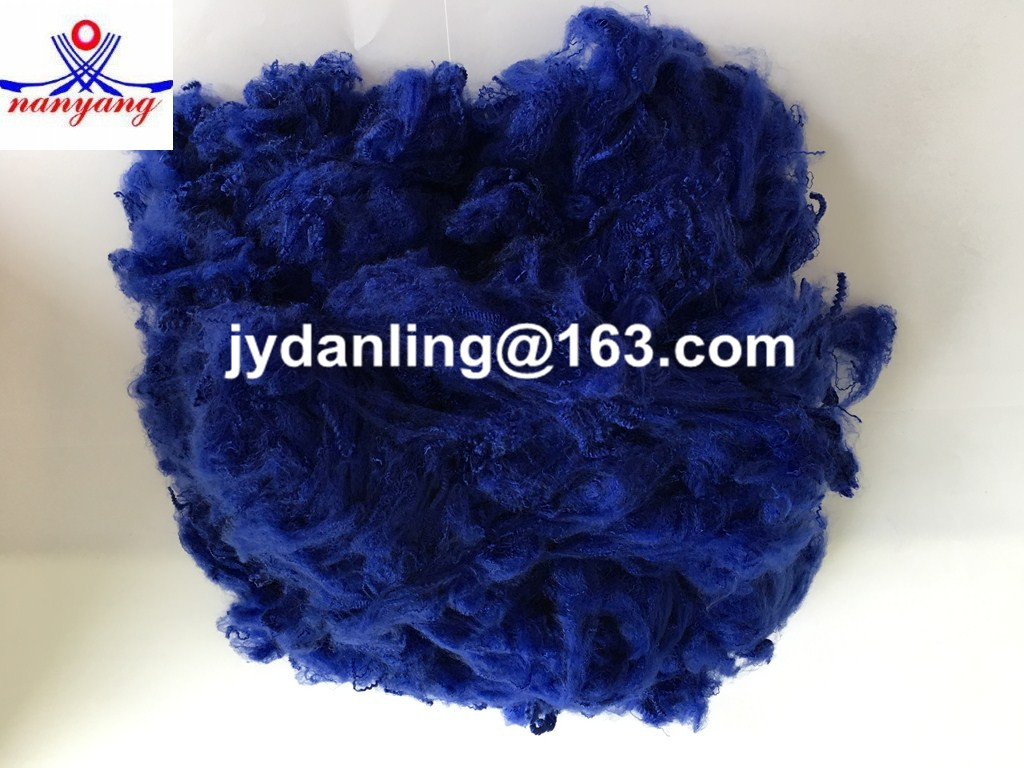 Recycled Grade Polyester Staple Fiber (PSF)