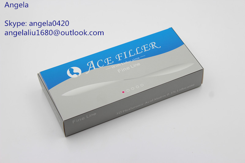 Dermal Fillers Long Lasting Hyaluronic Acid Injection for Cosmetic Surgery