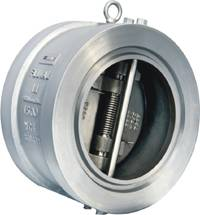 Duo Wafer Check Valves