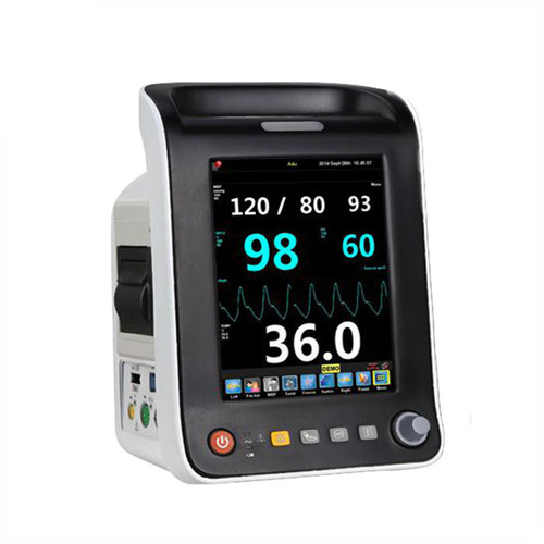 JQ-6213 portable Ambulance emergency patient monitor