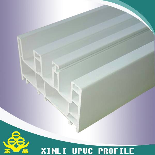 pvc door profile pvc window profile