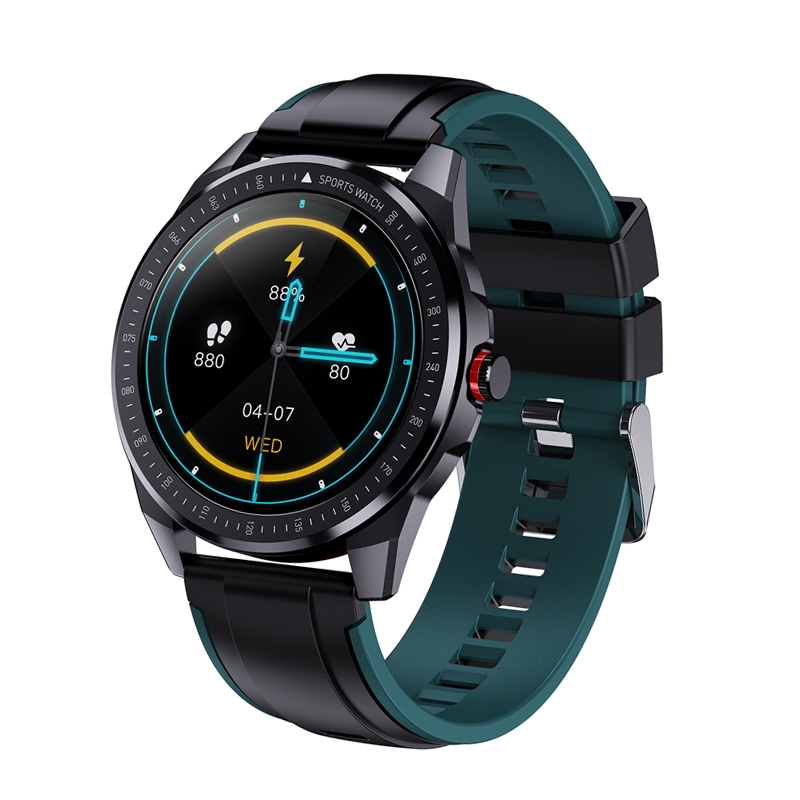 Call Sports Smart Watch Fitness Tracker Heart Rate Mon