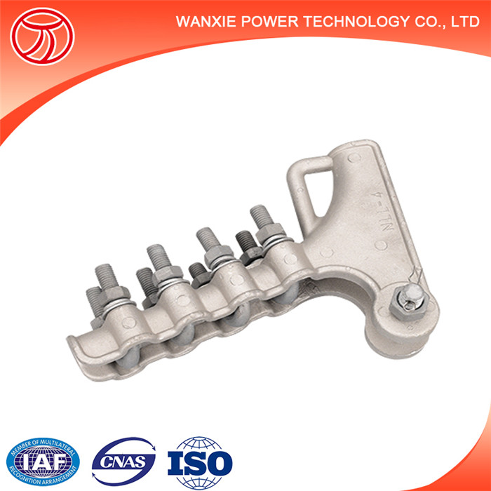 NLL-4 Tension clamp metal clamp bolt type clamp