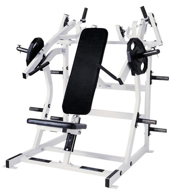 Super incline chest press