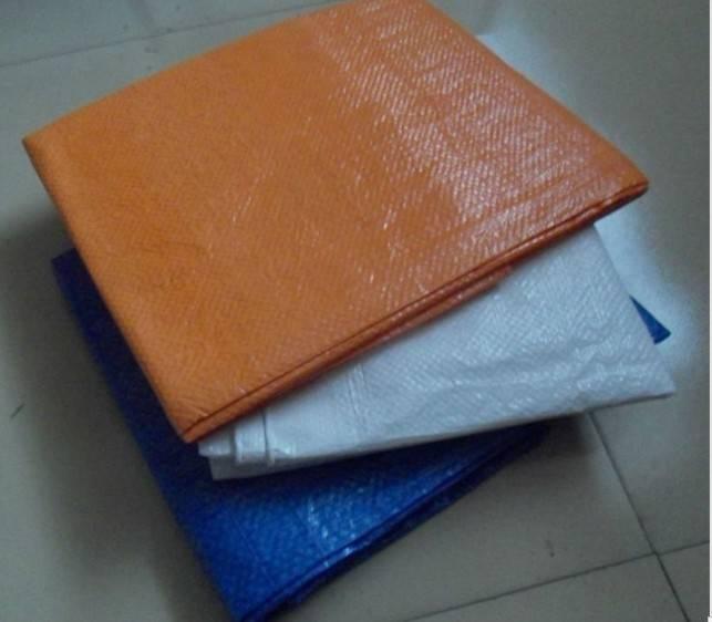 large PP tubular woven bag