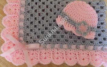 Crochet Patterns For Baby Blanket