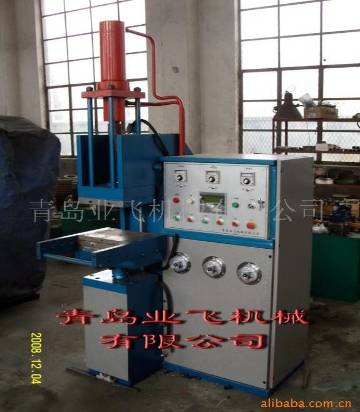 Joint vulcanizing machine