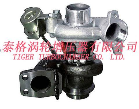 high quality of turbosuperchager 96 575 305 80 for Volvo