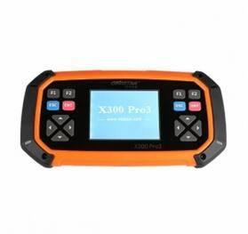 OBDSTAR X300 PRO3 Key Master with Immobiliser + Odometer Adjustment +EEPROM/PIC+OBDII