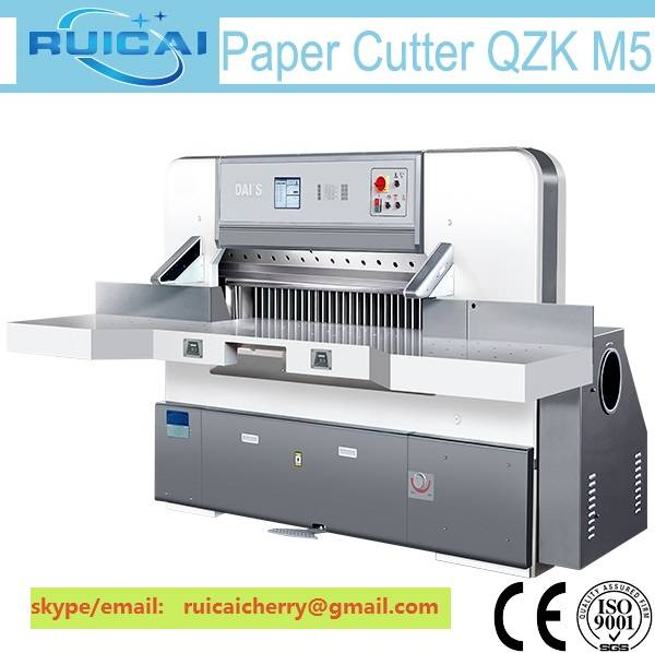 780mm 750mm 720mm Hydraulic Electric Guillotine Paper Cutter