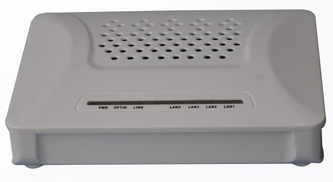 4Port Fast Ethernet GEPON ONU