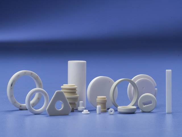 Aluminum Nitride / Alumina structural parts/substrate/wafers