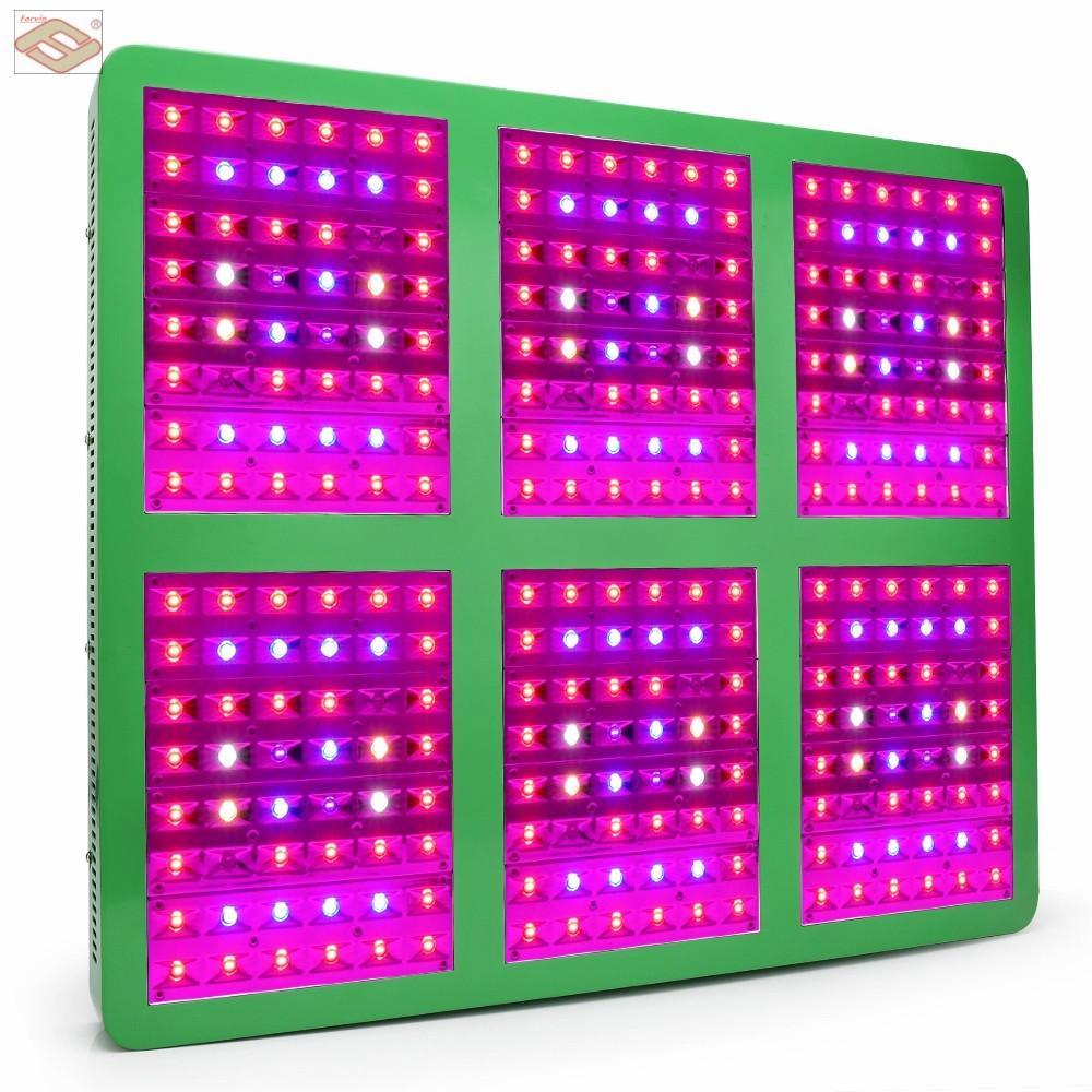 1800W Reflector Greenhouse Full Spectrum LED Grow Light