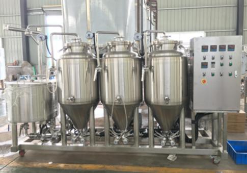 Micro brewery 50l 100l/beer brewing equipment 50l 100l