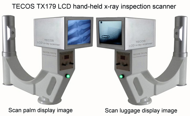 Portable medical x-ray scanner, x-ray machine, x-ray inspection equipment, parcel baggage scanner