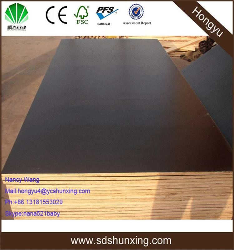 modern construction materials plywood
