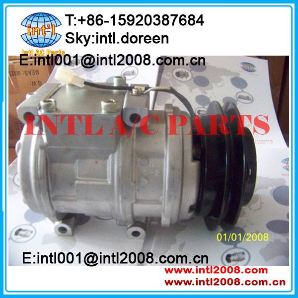 denso 10PA17C 447200-3487 447200-3682 447200-3683 447200-4550 auto ac air conditioning compressor fo