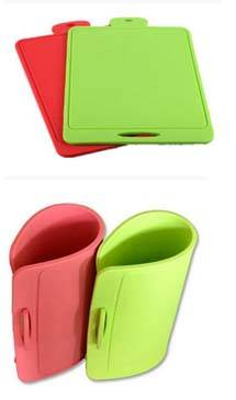 Food Grade silicone Chopping Board