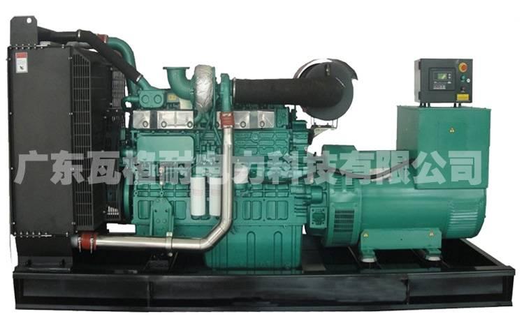 100KW Diesel Generator with Perkins Engine