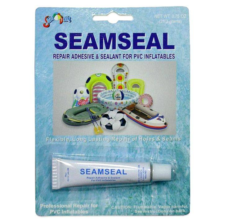 Seam Sealer for Inflatable Boats and Inflatable Toys - Shin