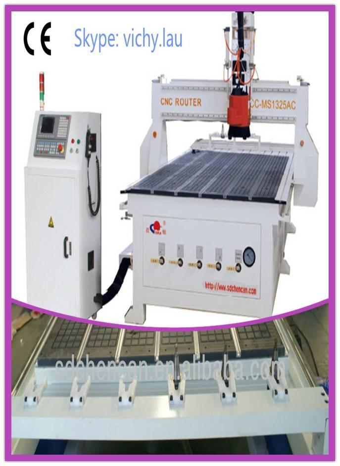 Hot sale woodworking cnc rouer machine CC-MS1325AC