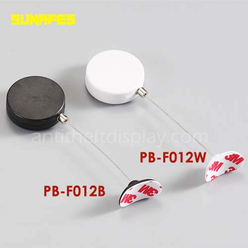 Anti-Shoplifting Retracting Pull Box,Anti-Lost Recoiler,Steel Cable Reels