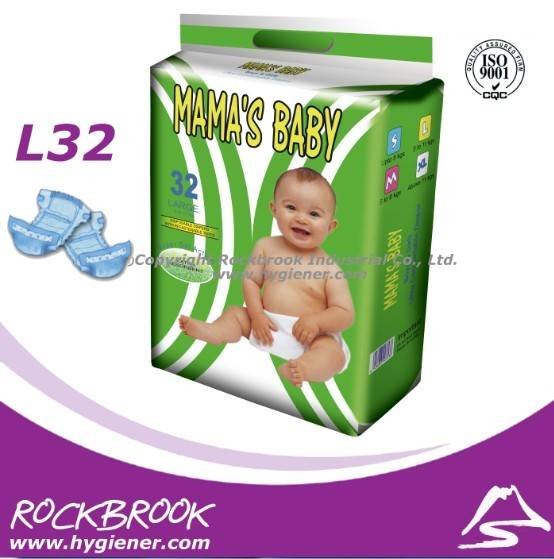 [Hot!]Disposable baby diapers manufacturer from fujian(D6)